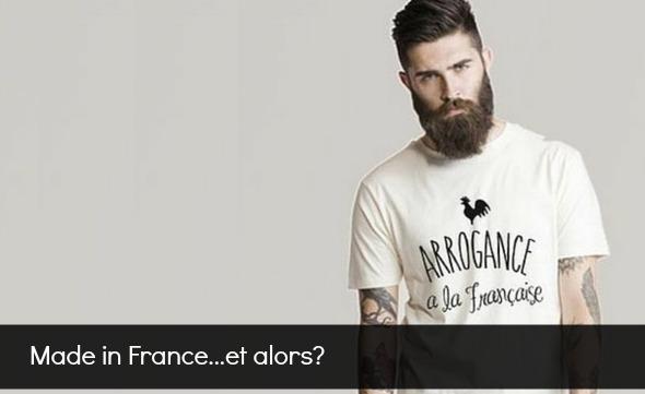 Il y a une tendance qui monte, qui monte…et qui cocoricote haut et fort : achetez Made In france, c'est mieux! Sérieusement?