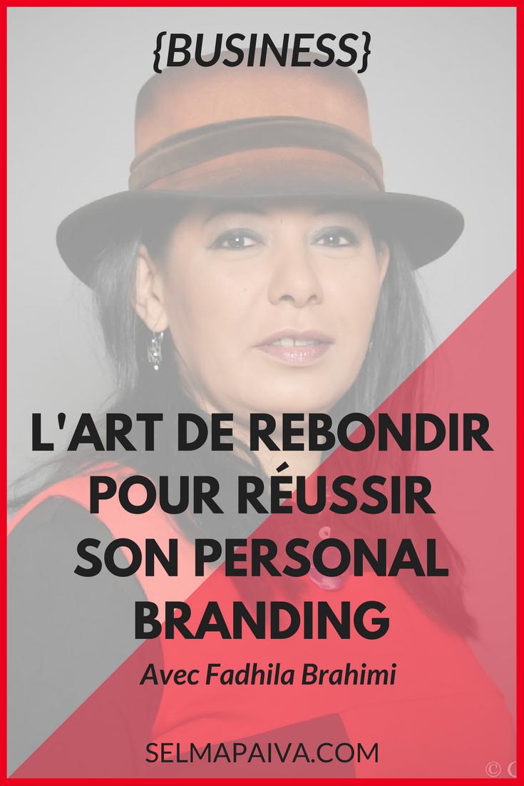 Quand on est entrepreneur ou indépendant, comment développer sa visibilité en ligne ? Comment être populaire sur le Web ? Se démarquer avec son identité de marque ? Excellents conseils + exercices concrets de Fadhila Brahimi pour réussir son personal branding #conseils #entrepreneurs #webmarketing