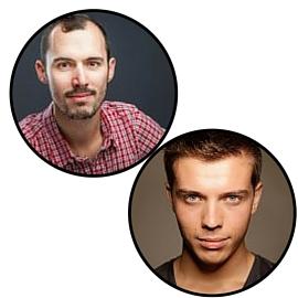 Alex Bortolotti et Nicolas Richer de WordPress Marmite, parmi les 42 personnes à suivre pour être, avoir et faire mieux dans son business et dans sa vie pro